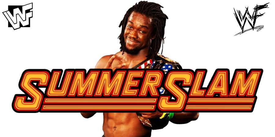 Kofi Kingston SummerSlam 2019