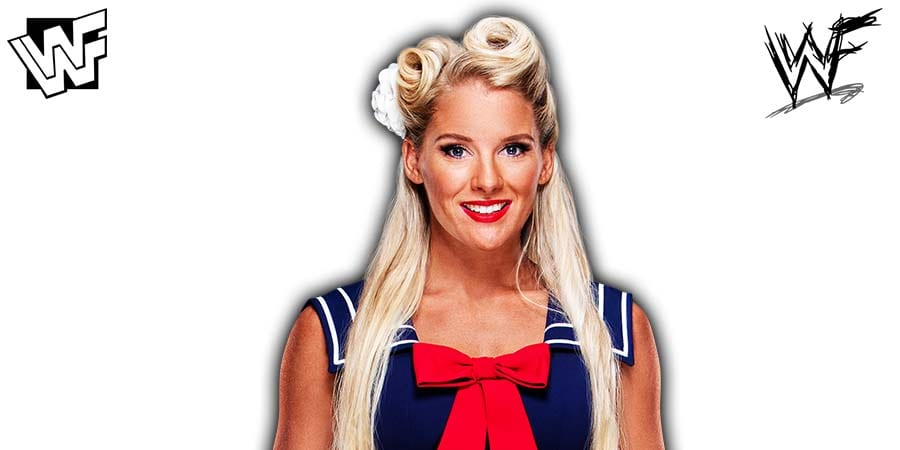 Lacey Evans WWF WWE