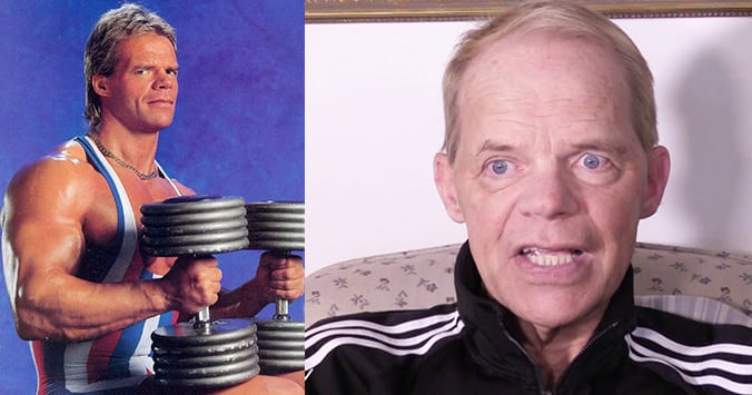 Lex Luger Opens Up About His Use Of Steroids During