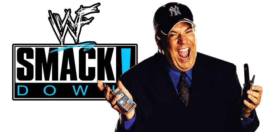 Paul Heyman Paul E Dangerously SmackDown Article Pic 1 WrestleFeed App