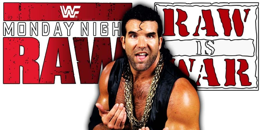 Scott Hall Razor Ramon WWF WWE RAW