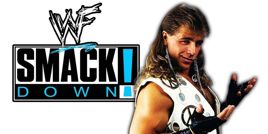 Shawn Michaels WWF WWE SmackDown