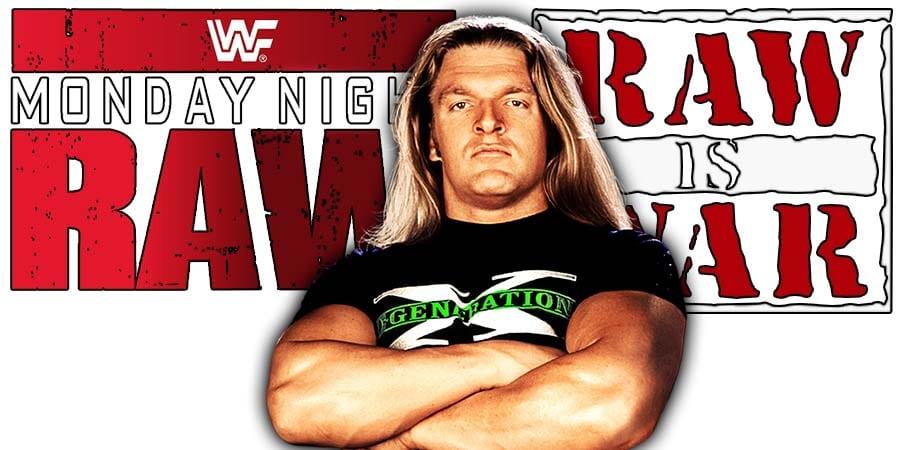 Triple H DX WWF WWE RAW
