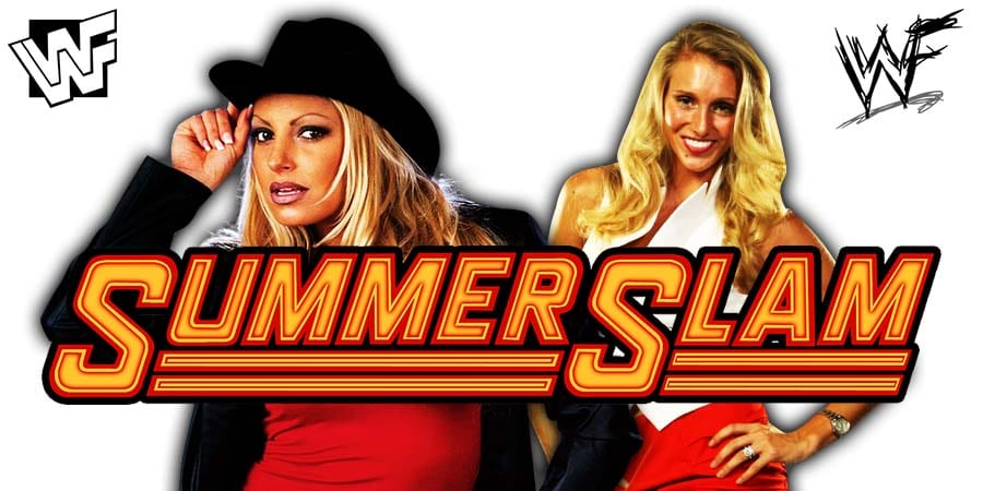 Trish Stratus vs. Charlotte Flair - WWE SummerSlam 2019