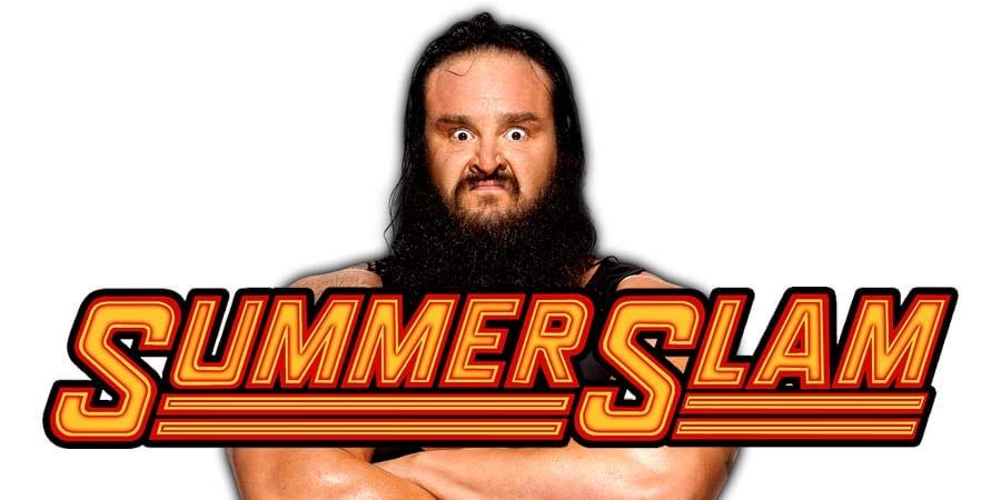 Braun Strowman SummerSlam