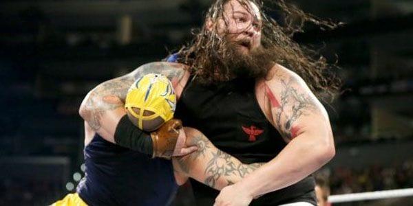 Bray Wyatt Rey Mysterio