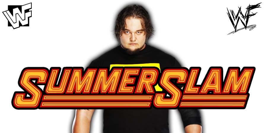 Bray Wyatt WWE SummerSlam 2019