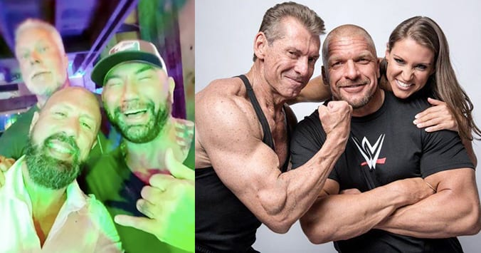 Triple H's 50th Birthday