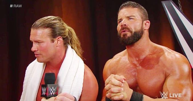 Dolph Ziggler Robert Roode Tag Team WWE RAW 2019