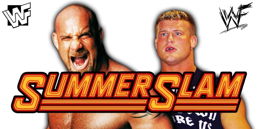 Goldberg plans on sending Dolph Ziggler to the hospital after their SummerSlam 2019 match