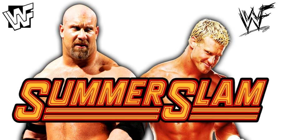 Goldberg returns to face Dolph Ziggler at WWE SummerSlam 2019