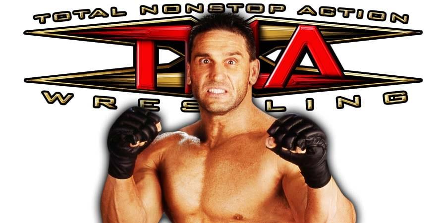 Ken Shamrock TNA Wrestling