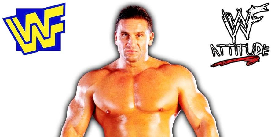 Ken Shamrock WWF Attitude Era