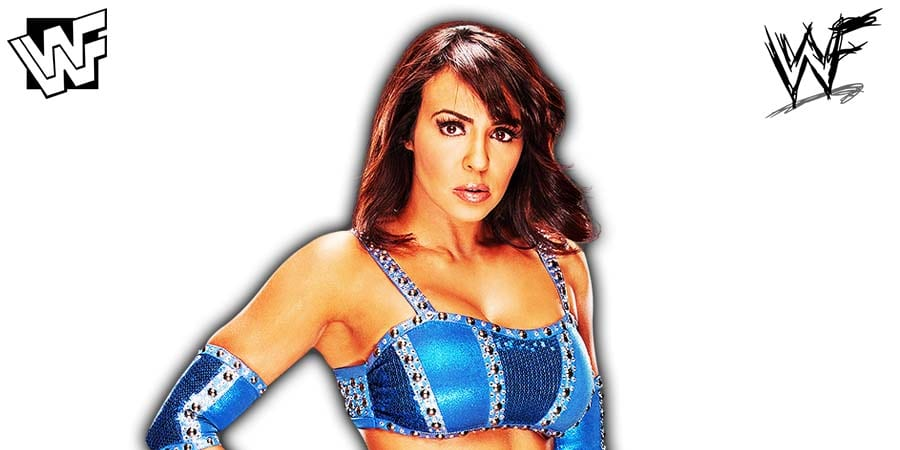Layla WWE WWF