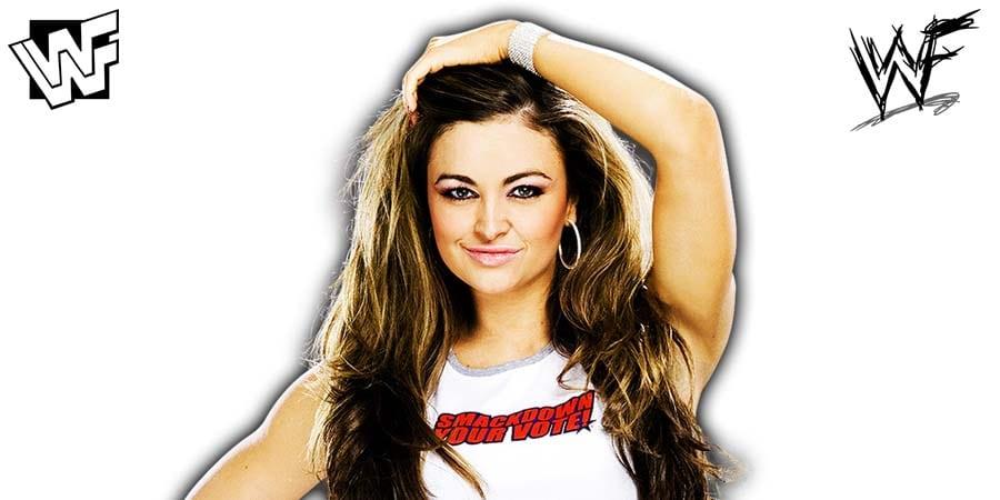 Maria Kanellis WWF WWE