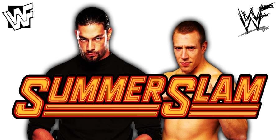 Roman Reigns vs. Daniel Bryan - SummerSlam 2019