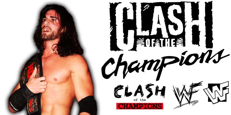 Seth Rollins WWE Clash Of Champions 2019
