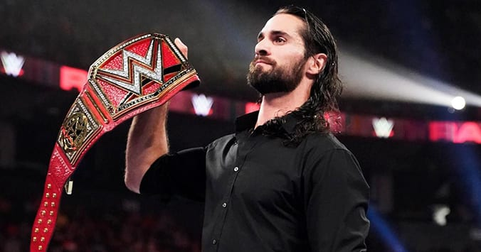 Seth Rollins WWE Universal Champion On RAW After SummerSlam 2019