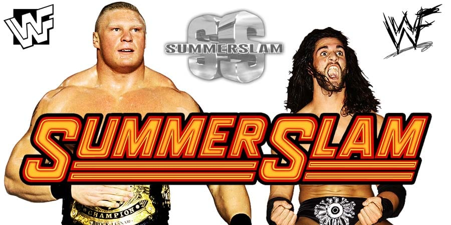 Seth Rollins defeats Brock Lesnar clean at SummerSlam 2019