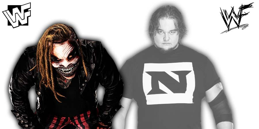 The Fiend Bray Wyatt WWE