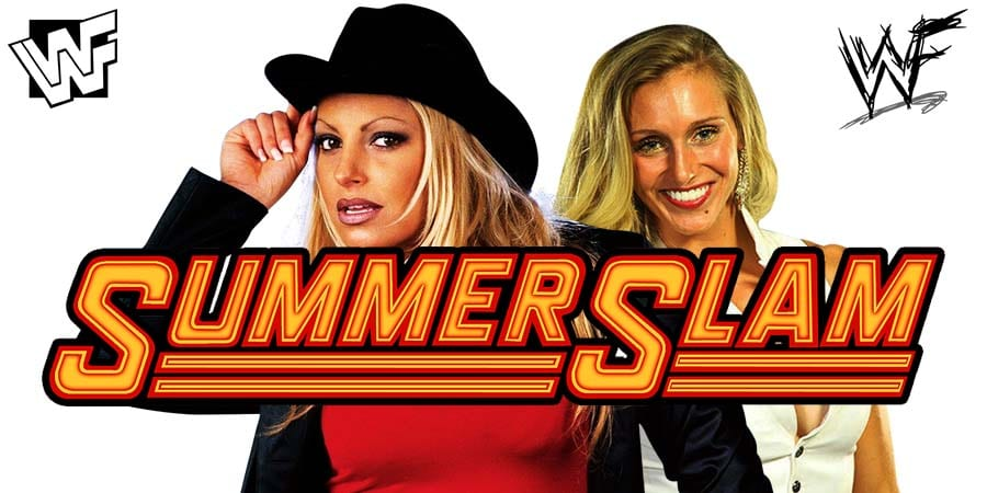 Trish Stratus vs. Charlotte Flair - Dream Match At SummerSlam 2019