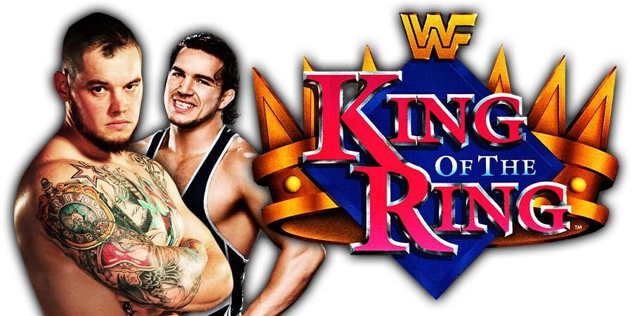 Baron Corbin Chad Gable WWE King Of The Ring 2019 Final