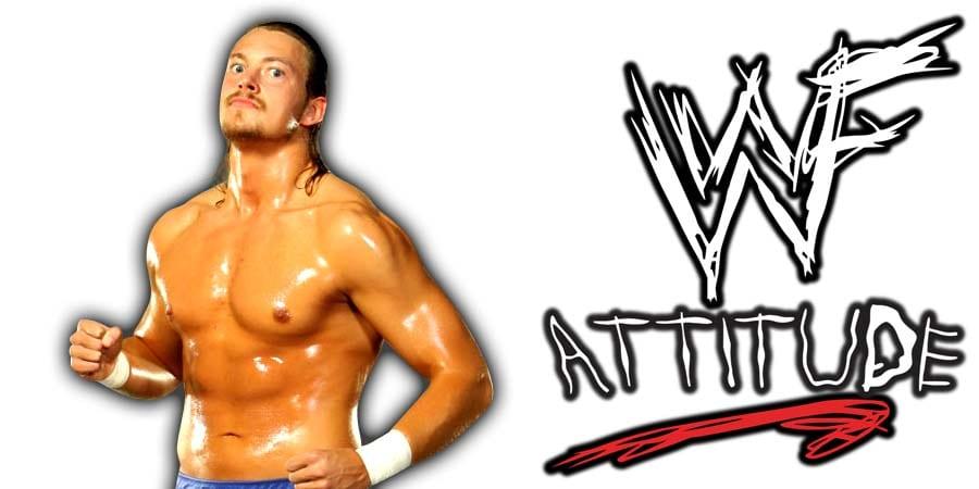 Big Cass WWE WWF Attitude