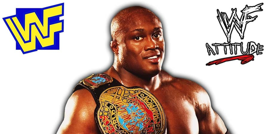 Bobby Lashley ECW World Champion