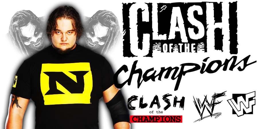 Bray Wyatt Fiend Clash Of Champions 2019