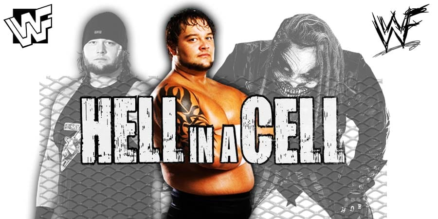 Bray Wyatt Hell In A Cell 2019 The Fiend