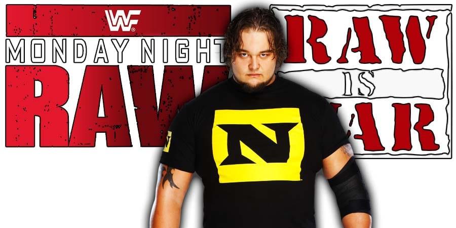 Bray Wyatt RAW Fiend