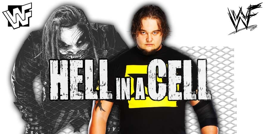 Bray Wyatt The Fiend Hell In A Cell 2019