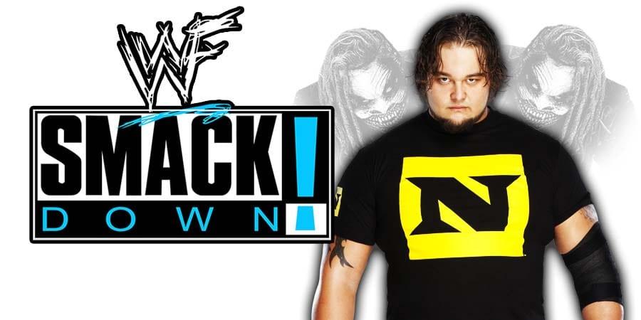 Bray Wyatt The Fiend SmackDown