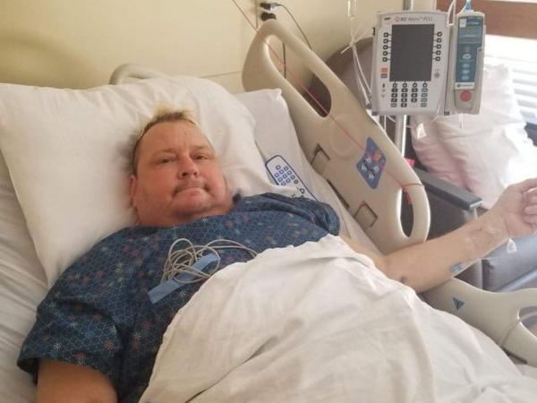 Brian Knobbs of The Nasty Boys hospitalized