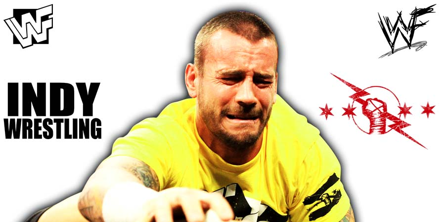 CM Punk Crying Indy Wrestling