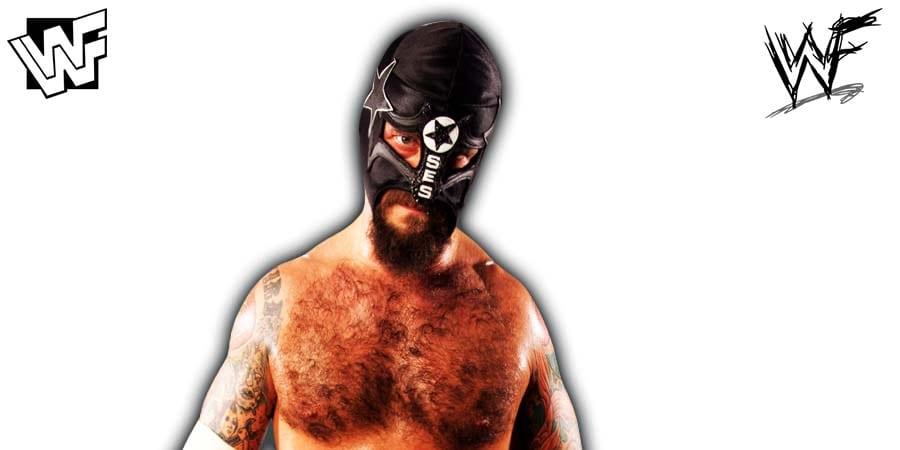 CM Punk Masked WWE