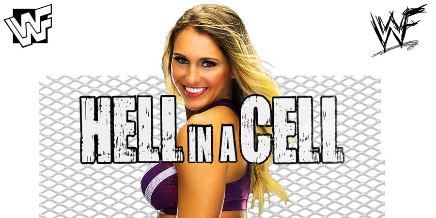 Charlotte Flair Hell In A Cell 2019