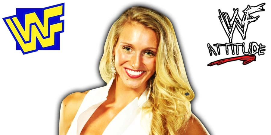 Charlotte Flair WWE WWF