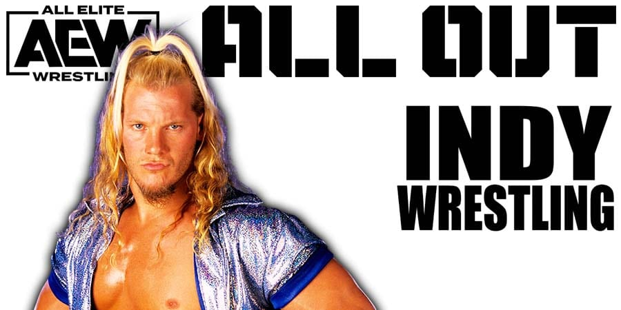 Chris Jericho Wins At AEW All Out