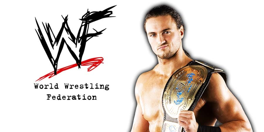 Drew McIntyre Intercontinental Champion