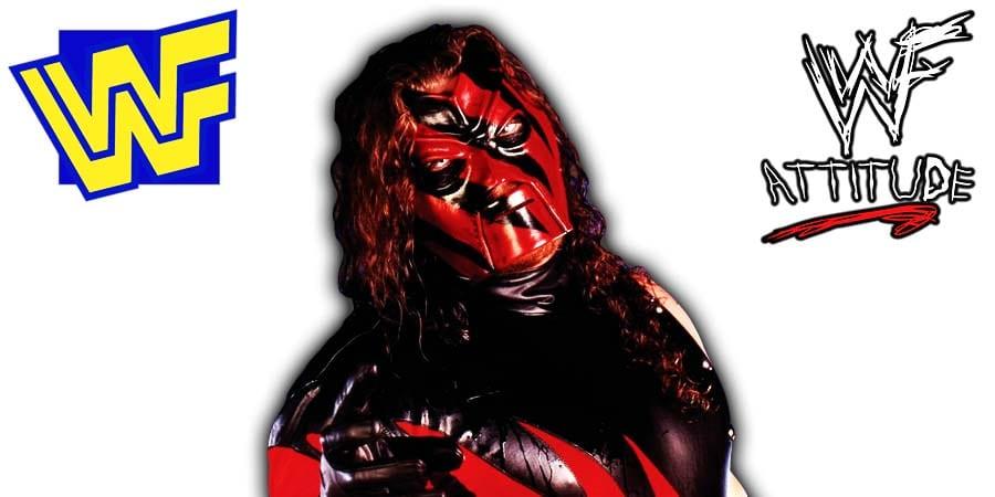 Kane WWF Attitude Era