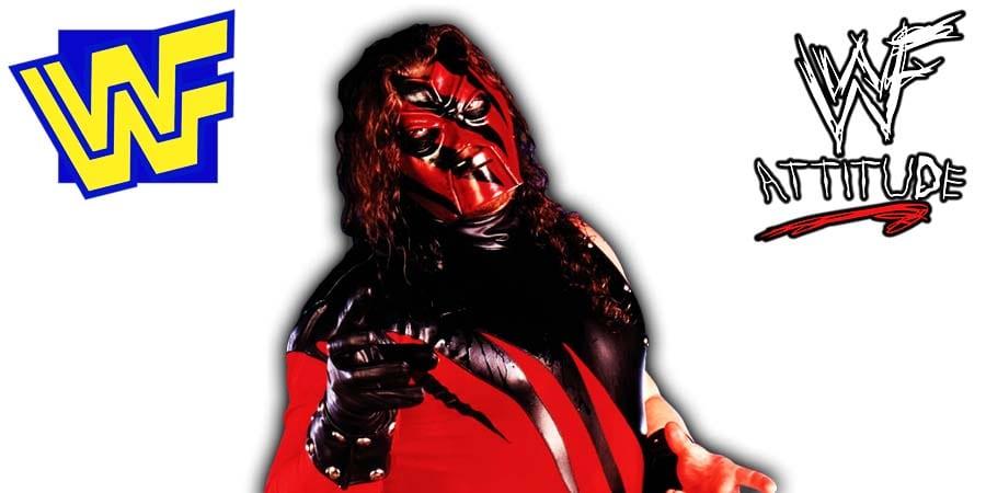 Kane WWF Monster Masked