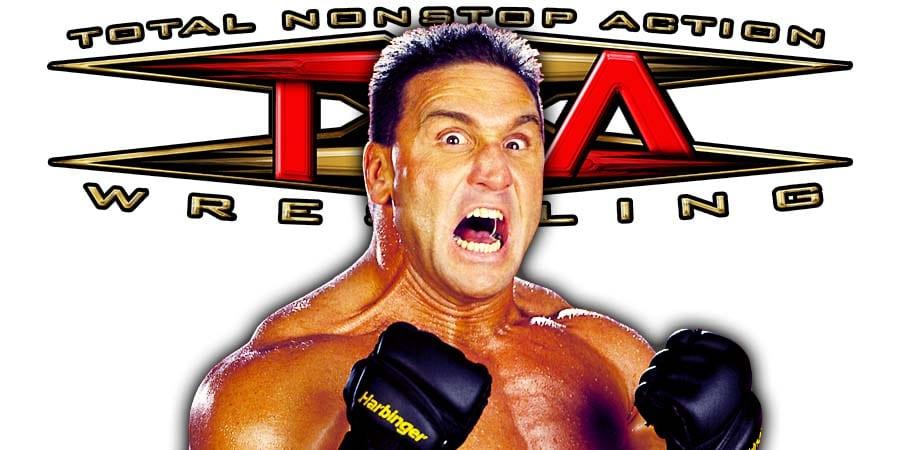 Ken Shamrock TNA Impact Wrestling 2019