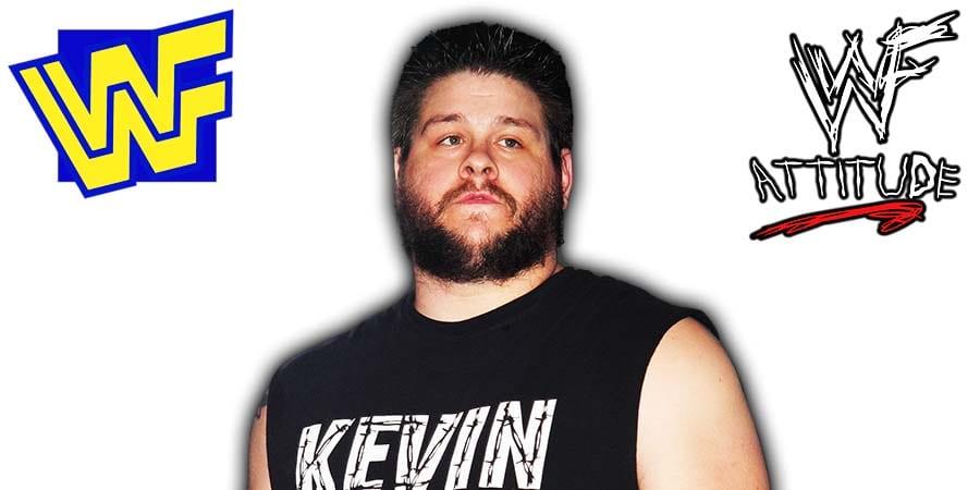 Kevin Owens WWE WWF