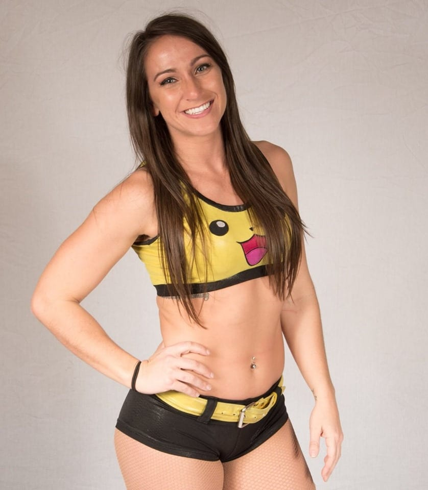 Kylie Rae released from AEW All Elite Wrestling