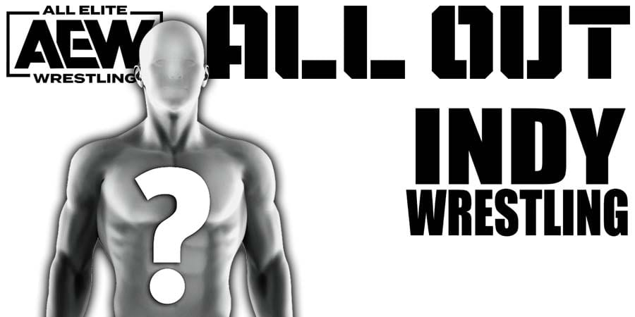 AEW All Out Vacant Mystery Wrestler