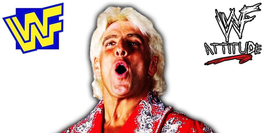 Ric Flair Wooo WWF