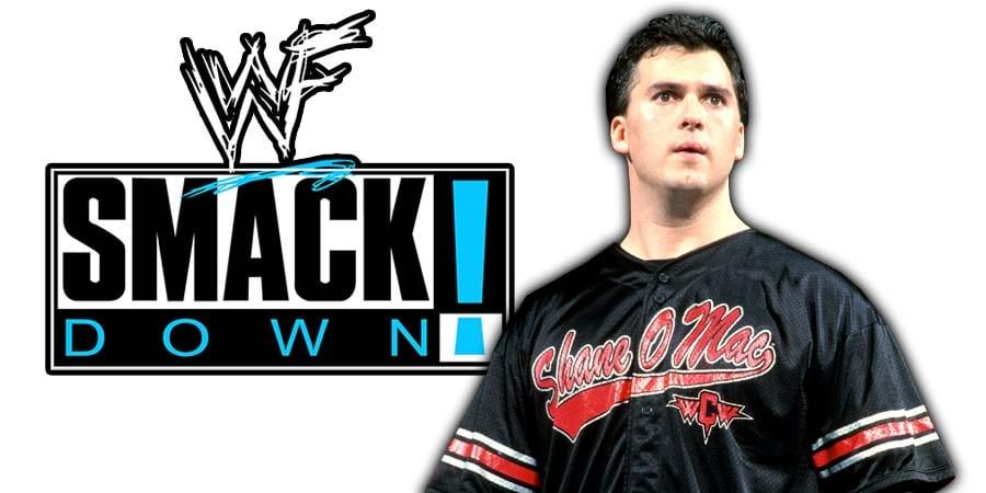 Shane McMahon WWF WWE SmackDown