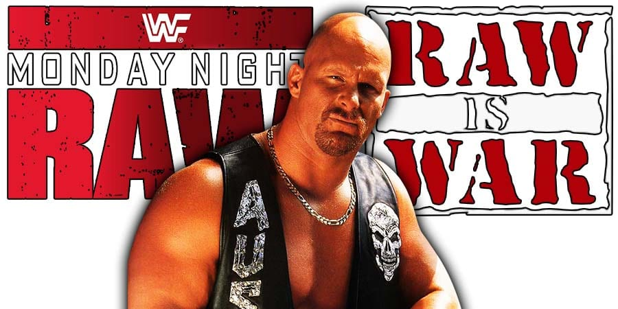 Stone Cold Steve Austin RAW Is WAR