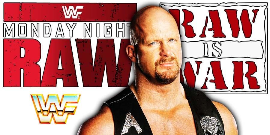 Stone Cold Steve Austin RAW WWF WWE